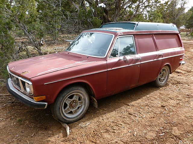 1972 Volvo 145 for sale