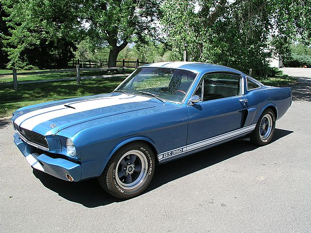 1966 Shelby 350GT for sale