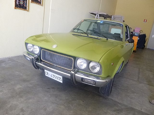1972 Fiat 124 for sale