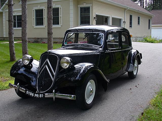 1951 Citroen Traction Avant for sale
