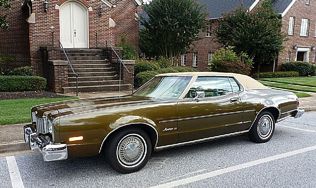 1974 Mercury Montego for sale