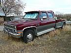 1984 Chevrolet One Ton