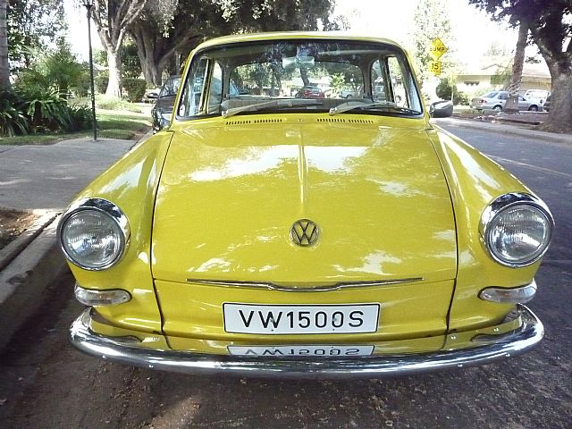 1965 Volkswagen Type 3 for sale