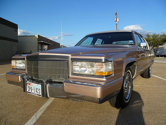 1991 Cadillac Brougham for sale