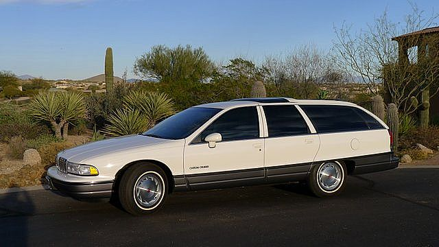 1992 Oldsmobile Vista Cruiser for sale