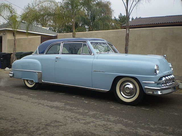 1952 Desoto Sportsman for sale