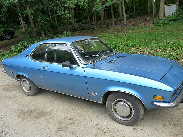 1973 Opel Manta for sale