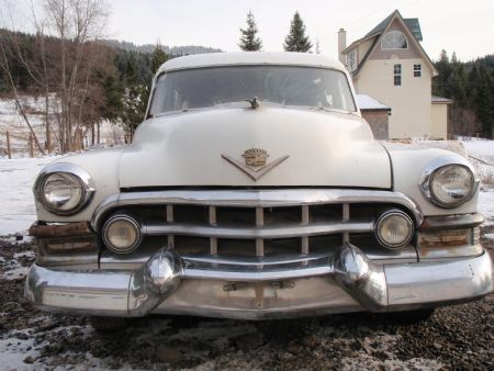 1952 Cadillac Fleetwood for sale