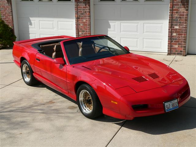 1991 pontiac trans am for sale mokena illinois. Black Bedroom Furniture Sets. Home Design Ideas