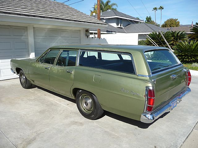 1970 Ford Ranch Wagon for sale