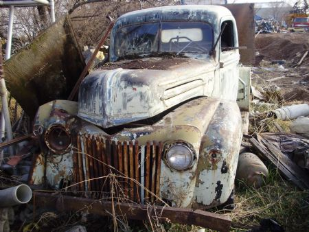1946 Ford Truck for sale