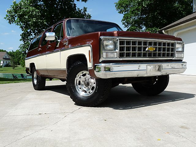 1980 Chevrolet Suburban for sale