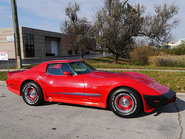 1977 chevrolet corvette for sale alsip illinois. Cars Review. Best American Auto & Cars Review
