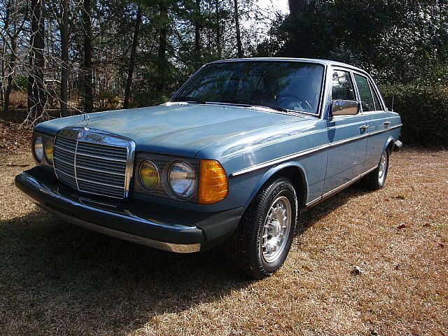 1982 Mercedes 300TD for sale