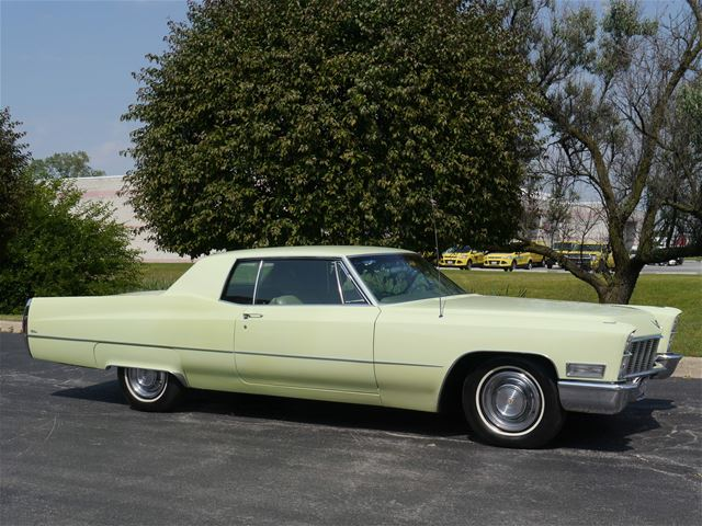 1968 Cadillac Calais For Sale Alsip Illinois