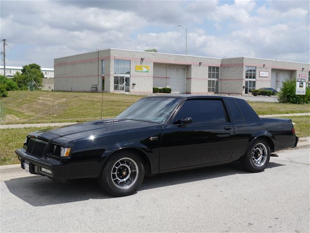 1985 buick grand national for sale alsip illinois. Black Bedroom Furniture Sets. Home Design Ideas