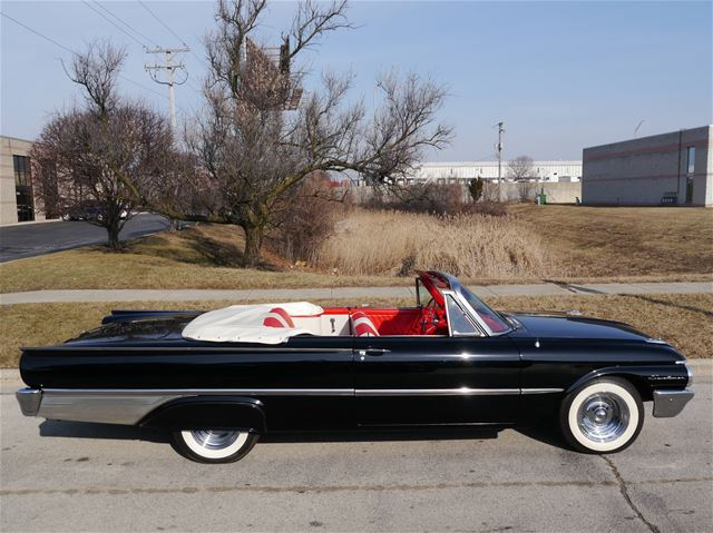 1961 Ford Galaxie Sunliner For Sale Alsip Illinois