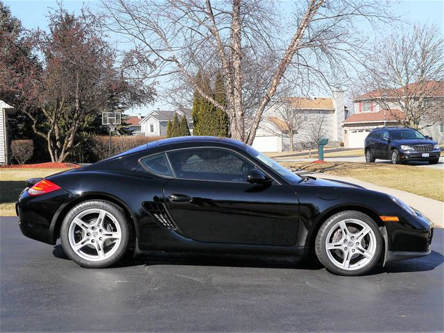 2009 porsche cayman for sale alsip illinois. Black Bedroom Furniture Sets. Home Design Ideas