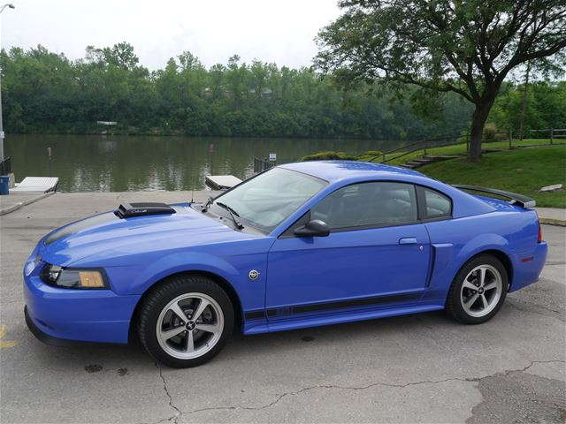 2004 ford mustang mach i for sale alsip illinois. Black Bedroom Furniture Sets. Home Design Ideas