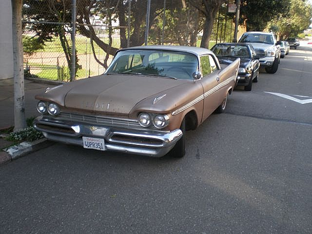 1959 Desoto Firesweep for sale