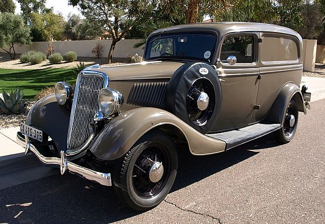 1934 Ford Sedan Delivery for sale