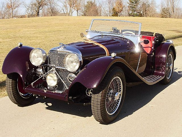 1938 Jaguar SS100 for sale