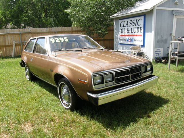 1981 AMC Spirit for sale