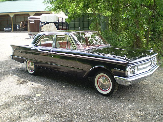 1960 Mercury Comet for sale