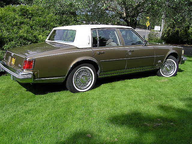1979 Cadillac Seville For Sale Vancouver Washington