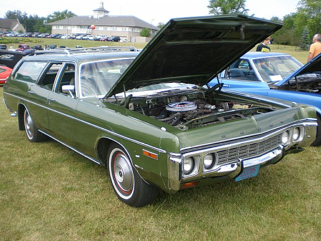 1972 Dodge Polara for sale