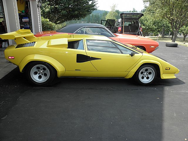 1982 Lamborghini Countach for sale