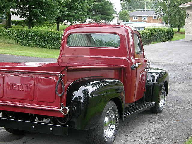 1951 Mercury Truck for sale