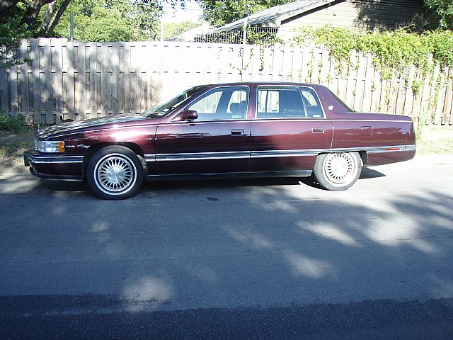 1992 Cadillac Sedan DeVille for sale