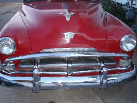 1952 Plymouth Cranbrook for sale