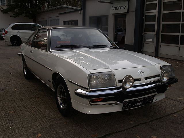 1978 Opel Manta for sale