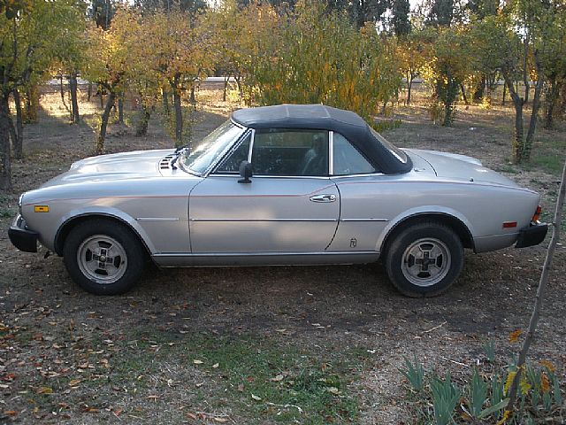 1981 Fiat Spider for sale