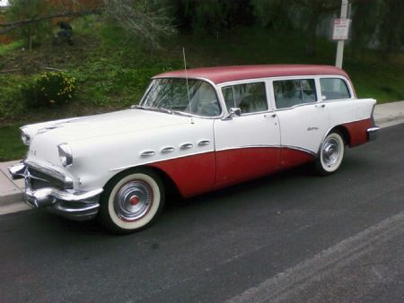 1956 buick century estate wagon for sale san diego california. Black Bedroom Furniture Sets. Home Design Ideas