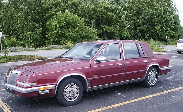 1992 Chrysler Imperial for sale