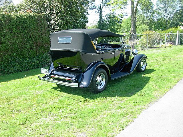 1932 Ford Phaeton for sale