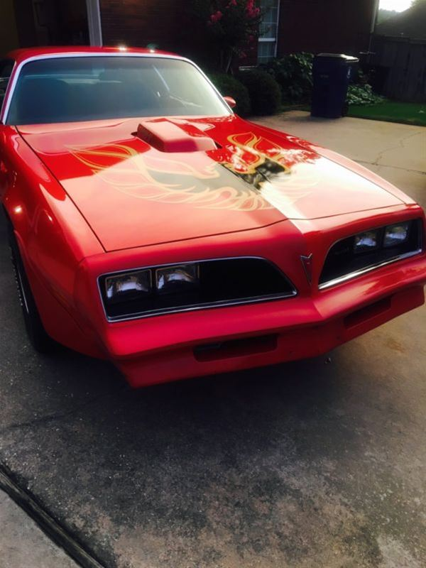 Cars For Sale In Arkansas >> 1978 Pontiac Trans Am For Sale Powhatan Arkansas