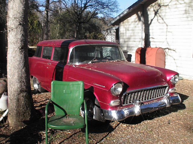 1955 Chevrolet Station Wagon for sale