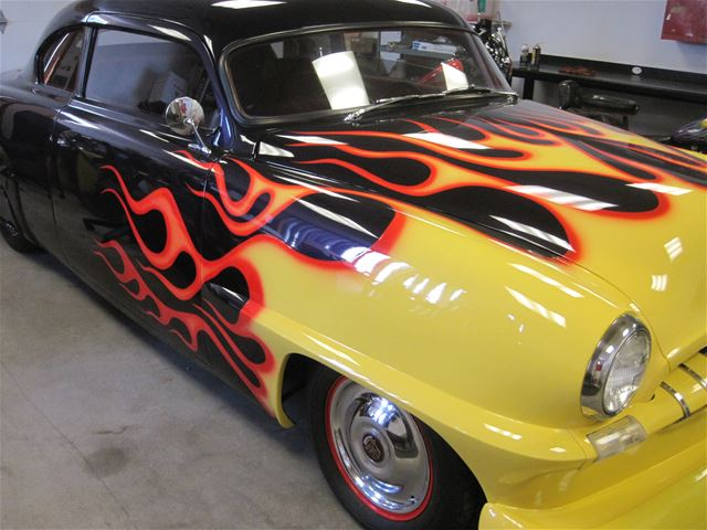 1953 Plymouth coupe