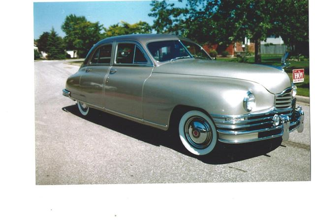 1948 Packard Sedan for sale