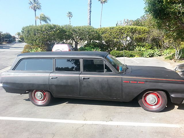 1963 buick special estate station wagon for sale los angeles california. Black Bedroom Furniture Sets. Home Design Ideas