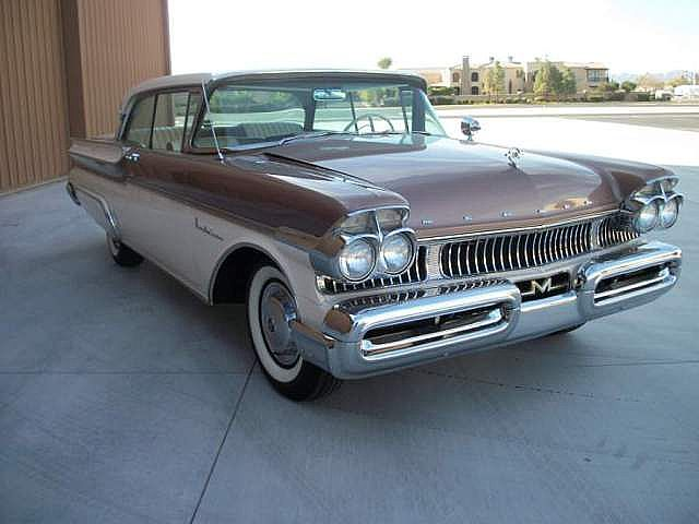 1957 Mercury Montclair for sale