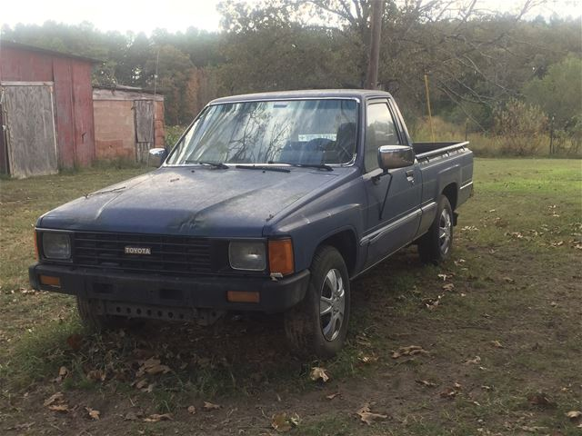 1984 Toyota 1/2 Ton for sale