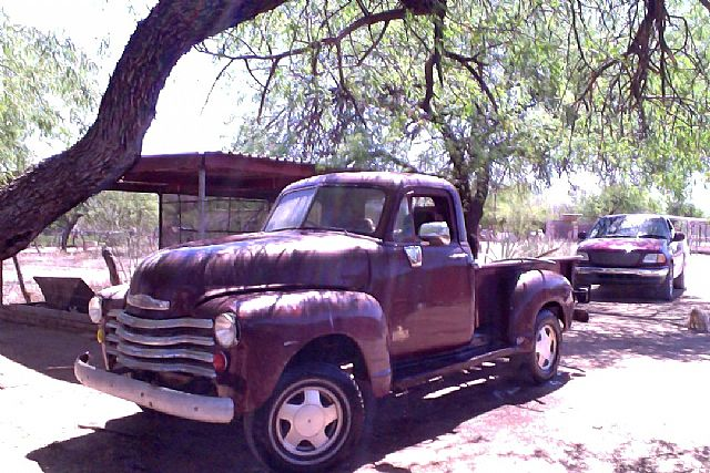 1953 Chevrolet Pickup for sale