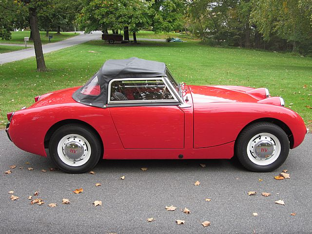 1961 Austin Healey Sprite for sale