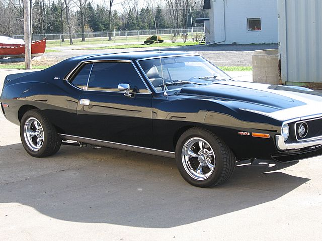 1971 AMC AMX for sale