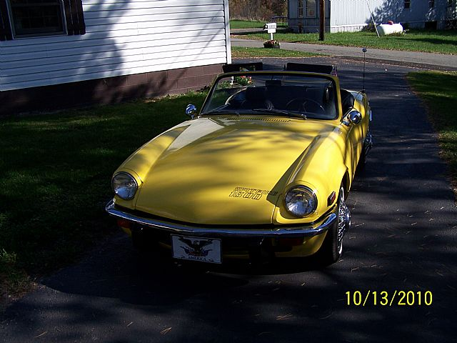 1973 Triumph Spitfire for sale